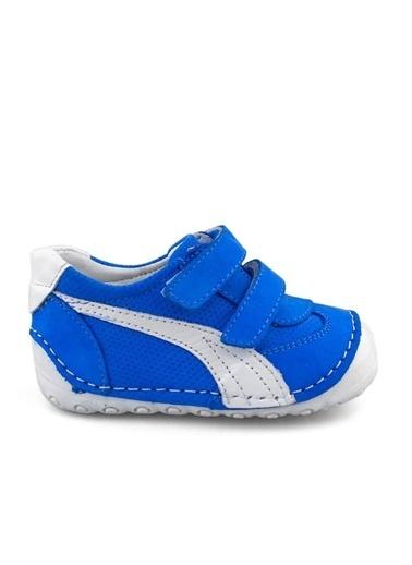 Cici Bebe Ayakkabı Erkek Çocuk Ayakkabısı Mavi